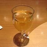 ラ・パウザ - 白ワイングラス