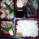 Sakuramai - 日替り箱弁当