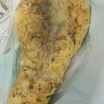 Lapin - カレーナンピザ 162円