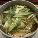 薄伽梵 - 九条葱とおあげのあんかけ釜飯