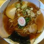 手打ち中華そば 白土家 - チャーシュー麺(モモ)