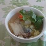 チョムパイ - 2014/12/05・12:10 スープ
