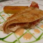 モナリザ - 2014年1月 お魚料理