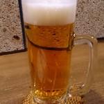 うまいもんと里の酒 びんちょろ - 生ビール