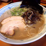 Jinroku - 以前より好みに近いラーメンになってます。