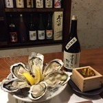 牡蠣三味 - 牡蠣専門居酒屋