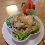 アジアンカフェ - サラダ