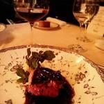 33549635 - 牛フィレ肉とフォアグラのロッシーニ