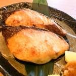 ほまれ菜食堂 - 【季節限定】寒ブリ塩焼き