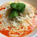 56 ミーカティ(ラオスココナッツミルク混ぜ麺)