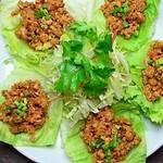 13 ミアンガイ(タイ鳥のレタス包みサラダ)
