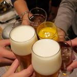 33556077 - 乾杯〜♪