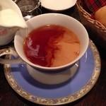 ティーハウス 茶摩 -