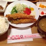 ケンちゃん - えびフライ定食