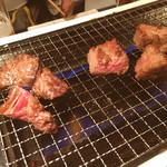 俺の焼肉 - マキ焼き