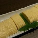 ロバタ 鮮 - 出汁巻きたまご(480円)