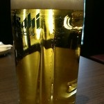ロバタ 鮮 - 生ビール