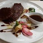 アルカディア - ハンバーグとステーキ