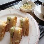 珈琲館けやき - H.26.12.18.朝 サンドイッチモーニング 600円