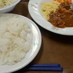 青山学院大学 学生食堂 - ビーフシチュー