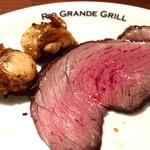 リオグランデグリル - 肉ぅ〜〜!! *:.。. o(≧▽≦)o .。.:*