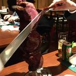 リオグランデグリル - 肉ぅ肉ぅ〜! (((o(*゚▽゚*)o)))