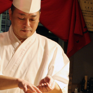 数多の困難と苦境から覚醒したハイブリッド鮨職人「安藤敏也」氏