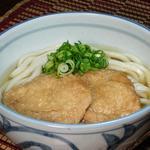 四國うどん - 料理写真:きつねうどん