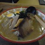 らーめん右京 - 右京完熟味噌ラーメン(995円)