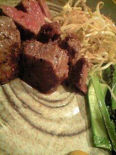 ステーキ割烹 富士
