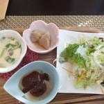 Shion - おまかせランチ前菜