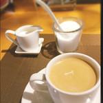 マーマレードカフェ - マーマレードランチ、食後のコーヒー