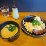 大漁まこと - 雲丹まみれつけ麺