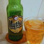 """フィ - ギリシャビール""""Mythos""""(ミソス)"""