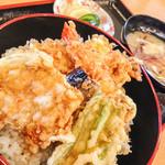 魚河岸 - 天丼