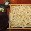 清水庵 - 料理写真:手打ちうどん(肉汁)