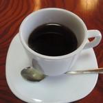 清水庵 - コーヒー