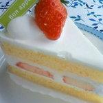 Sioya - 苺ショートケーキ