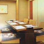 日本料理 うるわし - 個室