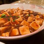 点心楼 台北 - 麻婆豆腐