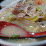 大豚白 - スープ
