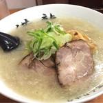 ラーメン満龍 - 料理写真:こってり 塩ラーメン