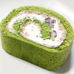 ミオール - 抹茶ロールケーキ