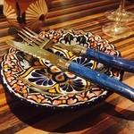 高田馬場1丁目バル ウルスラ - ラギオールのフォークとナイフ