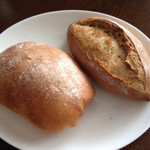 ぽれぽれベーカリー - ライ麦パン&リュスティック
