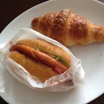 ぽれぽれベーカリー - クロワッサンと大人のホットドッグ