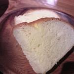 キッチン&バル アイユート - パンも付いてくる