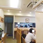 とんかつ和泉 - 店内の様子