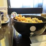 33596728 - 今日のランチ 天丼&わんこ蕎麦 550円