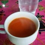 インド料理 Vicky - トマトスープ